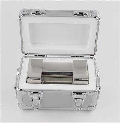 Stainless steel polishing rectangular weight