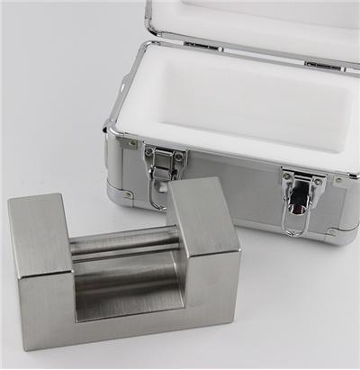 Stainless steel sanding rectangular weight2
