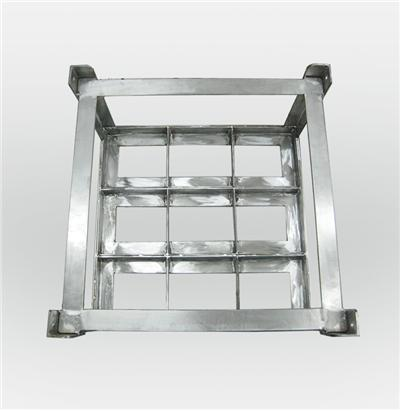 Stainless steel load basket